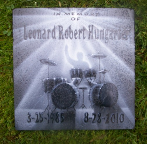 Beautiful Tribute Stones for Cemetery or your loved ones favorite place!